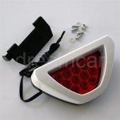 Dreamcar Beyaz F1 Style Kırmızı Flash Patlayan Stop Lamba 12led