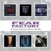 Fear Factory The Complete Rr Collectıon