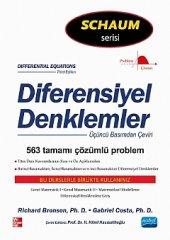 Diferensiyel Denklemler Schaum S
