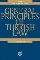 General Principles Of Turkish Law