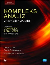Kompleks Analiz Ve Uygulamaları (A First Course İn Complex Analysis With Applications)