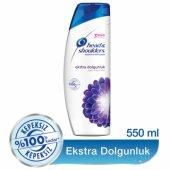 Head & Shoulders Şampuan Extra Dolgunluk 500 Ml