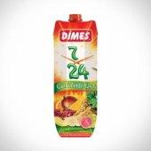 Dimes 7 24 Tahıllı Karışık Meyveli İçeçek 1 Lt