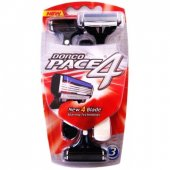 Dorco Pace 4 Tıraş Makinesi Bıçak Kullan At 3 Adet