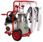 Farmate Süt Sağım Makinası Alüminyum Güğüm