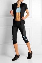 Falke Ergonomik Dryfit Koşu Fitness Yoga Yürüyüş 3 4 Spor Taytı