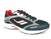 Lescon L3509 Lacivert Kırmızı Erkek Günlük Running Spor Ayakkabı