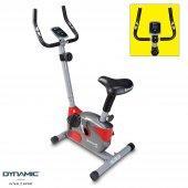 Dynamic 380 Manyetik Kondisyon Bisikleti (Kırmızı Gri)