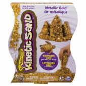 Kinetic Sand Kinetik Oyun Kumu Metallic Gold
