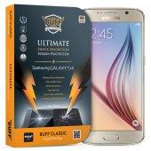 Buff Galaxy S6 Darbe Emici Ekran Koruyucu Film