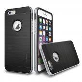 Verus İphone 6 6s 4.7 New Iron Shield Kılıf Silver