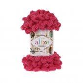 Alize Puffy El Örgü İpliği Fuşya Renk Kodu 149