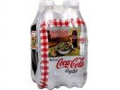 Coca Cola 4*1 Lt Light
