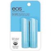 Eos Evolution Smooth Blueberry Acai Lip Balm Stick 2 Pcs