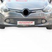 Spider Renault Clio4(2013) Krom Ön Tampon Çıtası 6...