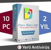 Dev Secure 10pc, 2yıl Masaüstü Yerli Antivirüs