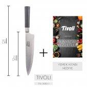 Tivoli Bellezza Mutfak Bıçağı