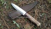 Av Bıçağı 5mm 4100 24cm Kök Ceviz Sap