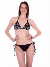 Pul İşlemeli Üçgen Kalıp Bikini