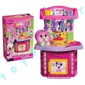 Minnie Mouse Oyuncak Mutfak Seti Evcilik Oyuncağı Eğlenceli