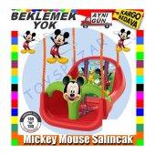 Mickey Mause Lisanslı Orjinal Çocuk Salıncağı