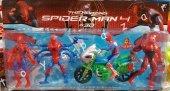 Oyuncak Kahramanlar Örümcek Adam Spiderman Figür