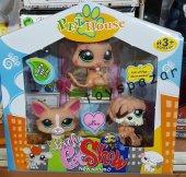 Minişler Pet Shop Oyuncak Köpekcik Kız Oyuncakları