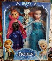 Frozen Karlar Ülkesi, Elsa, Anna,