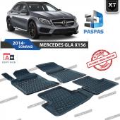 Mercedes Gla X156 Xt 3d Havuzlu Paspas 2014 Sonrası