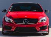 Mercedes Cla Serisi Cla45 Amg Ön Tampon Eki