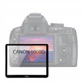 Canon 1000d Lcd Ekran Koruyucu Cam Fotga