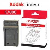 Kodak K7000 Şarj Aleti Şarz Cihazı Sanger