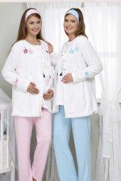 Baha Bayan 3 Lü Pijama Takımı