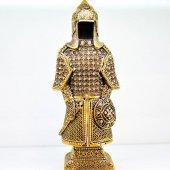 Zırh Biblo (Esmaül Hüsna İşlemeli Altın Rengi)