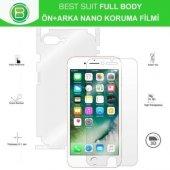 Iphone 6s Full Body Nano Film Ön Arka Ekran Koruyucu Best Suit