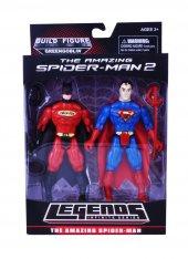 ışıklı Batman & Superman Eklemli Figür Oyuncak