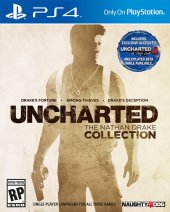 Ps4 Uncharted The Nathan Drake Collection Türkçe Dublaj