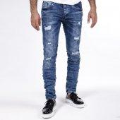Zathan Slim Fit Erkek Kot Pantolon
