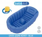 Bebedue Oasis Şişme Küvet Mavi