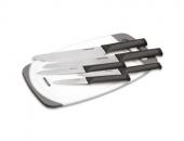 Emsan Delta 6 Parça Kesme Tahtalı Bıçak Seti