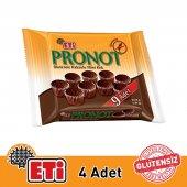 Eti Pronot Glutensiz Kakaolu Mini Kek 4 Adet