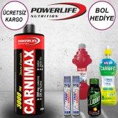 Powerlife Nutrition Carnimax 3000mg 1000 Ml