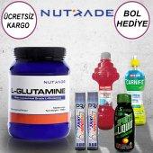 Nutrade L Glutamine 700 Gr Amino Acid