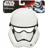 Star Wars Storm Trooper Maske Lisanslı