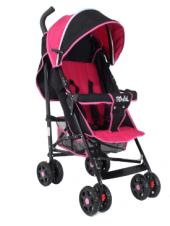 Ayyıldız Lüx Rival Fuşya Renk Baston Puset Bebek Arabası