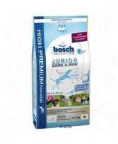 Bosch Kuzu Etli Yavru Kuru Köpek Maması 15 Kg
