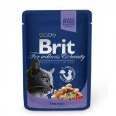 Brit Premium Cat Pouches Morina Balıklı Kedi Konservesi 100 Gr