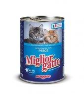 Miglior Gatto Balıklı Kedi Konservesi 405 Gr.