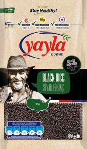 Yayla Gurme Siyah Pirinç 500 Gr