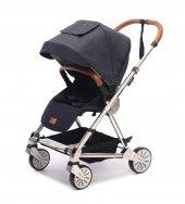 Norfolk Baby Prelude Special Edition Air Luxury Çift Yönlü Bebek Arabası Siyah